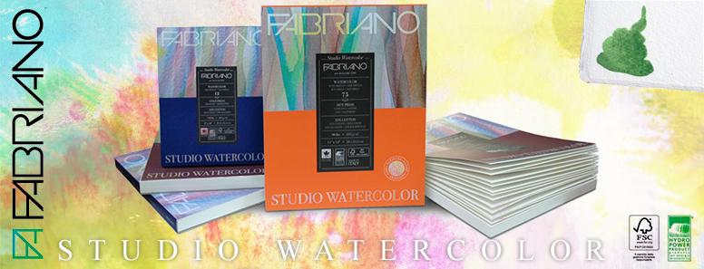 Fabriano Studio Watercolor