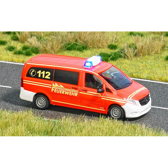 Busch Model Ambulans Isikli Maket Seti 1 87 N 5594 Hobi24